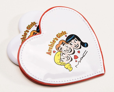$44.50 • Buy Mac Cosmetic Archie's Girls Young Hearts Mirror