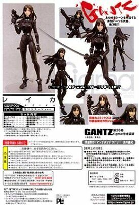 $ CDN141.49 • Buy Figma GANTZ Reika SP-005 Figure Only Non-Scale ABS & PVC Painted Action F...