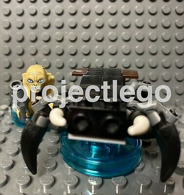 £14 • Buy Lego Dimensions 71218 - Lord Of The Rings LOTR Gollum And Shelob Fun Pack - Used