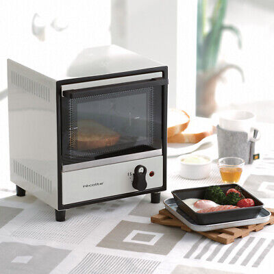 £50.01 • Buy Recolte Solo Toaster Oven Simple Unique Compact Grill Kitchen Travel Home Cook