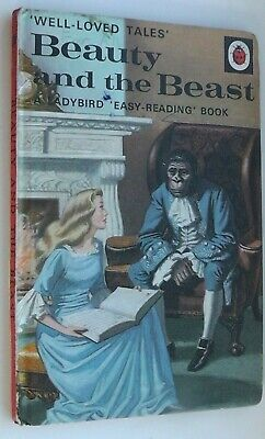 Ladybird Book,Beauty And The Beast,2'6d,Well Loved Tales,Series 606D • 14.99£