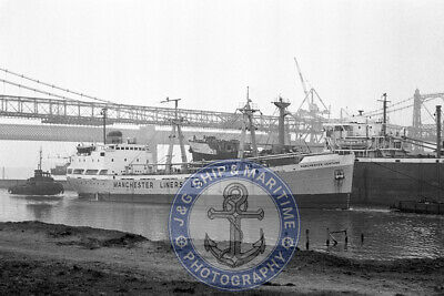 £2.70 • Buy 1956 Built Manchester Liners Cargo Ship MANCHESTER VENTURE - 6X4 (10X15) Photo