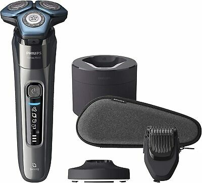 AU765.38 • Buy Philips S7000 S7788/59 Shaver Technology Skin-Iq Trimmer, Dry/Wet