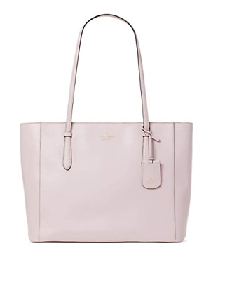 $ CDN138.67 • Buy NWT Kate Spade Schuyler Medium Tote Satchel Purse Chalk Pink Free Shipping
