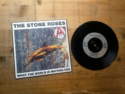 £20 • Buy The Stone Roses What The World Is / Fools Gold VG 7  Single Vinyl Record ORE 13