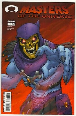 $39.99 • Buy Masters Of The Universe #1 2nd Print Variant Skeletor Image Comics 2002*