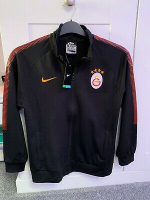 BNWT Nike Football Track Top. Galatasary 4 Star Logo. Boys Large (size 176cm) • 5.50£