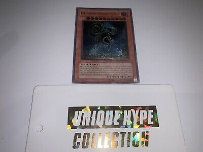 Yugioh Earthbound Immortal Cusillu Ultimate Rare Unlimited Played  Anpr-en016 • 7.12£
