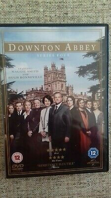 Downton Abbey Series 4 Excellent Condition Selling All Series Pls Check Listings • 4.49£