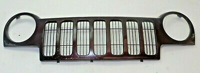 $72.99 • Buy Jeep  Liberty  KJ  02-04  OEM  Front    Grille   Grill   Maroon   FREE  SHIPPING