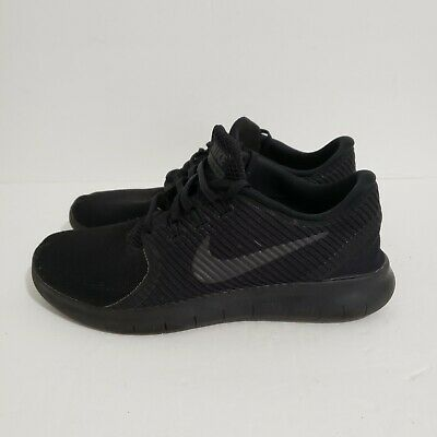 $ CDN37.57 • Buy Womens Nike Free RN CMTR Black TRAINERS Size 10 Running Shoes