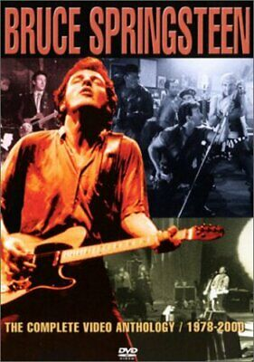 £3.18 • Buy Bruce Springsteen -The Complete Video Anthology DVD Disc 1 Only Replacement Disc