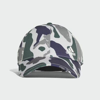 ADIDAS CAMO RETRO GREY Classic Trefoil Unisex Caps ONE SIZE FIT MOST YOUTH/TEENS • 19.99£