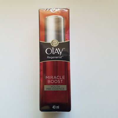 AU28 • Buy  Olay  Regenerist Miracle Boost Youth Pre-essence Full Size 40 Ml