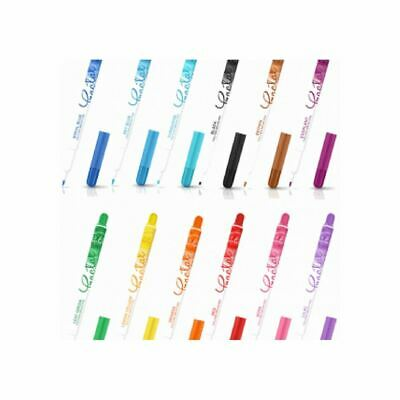 £2.99 • Buy Fractal Colors Calligra Icing Colouring Brush Pen