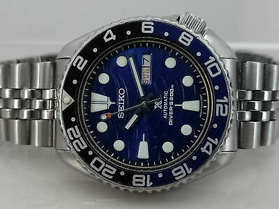 $ CDN98.78 • Buy Vintage Seiko Diver 6309-7290 Save The Ocean Face Mod Automatic Men Watch 7n4376