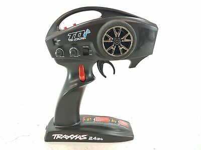$ CDN69.43 • Buy Traxxas Tqi 4-Channel 2.4GHz Bluetooth Radio Transmitter For Funny Car TRX