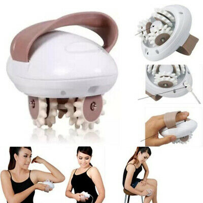 3D Electric Anti-Cellulite Body Massager Roller Shaping Slim Massaging MachineER • 11.99£