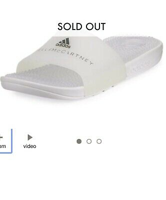 AU27 • Buy Adidas By Stella McCartney Adissage Slides.