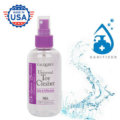 AU7.85 • Buy Anti-Bacterial Adult Toy Cleaner Body-Safe Vibrator/Dildos Sanitizer Wash Spray