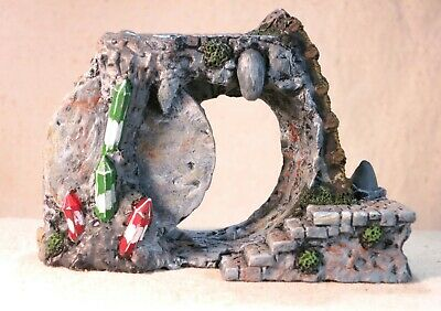 $ CDN34.82 • Buy Cavern Doorway Dungeon Scenery Terrain For Dwarven Forge Grendel Painted Resin