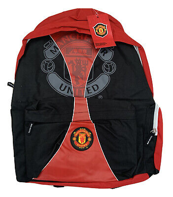 £14.99 • Buy New Bnwt Official Manchester United School Bag Work Bag Backpack Super Quality