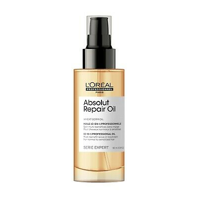 L'Oreal Serie Expert Absolut Repair Gold Nourishing Serum 50ml • 14.99£