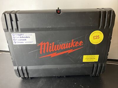 Milwaukee M18 CPD-503X Cordless Drill Kit Box - Case Only • 17.99£