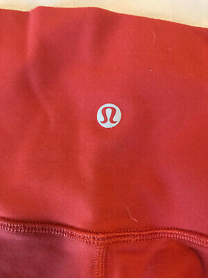 $ CDN45 • Buy Lululemon Leggings Size 8