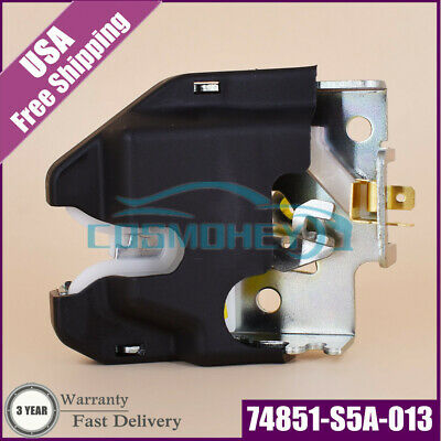 $14.89 • Buy 74851-S5A-013 Trunk Latch Lock Lid Fits For 2001-2005 Honda Civic New US