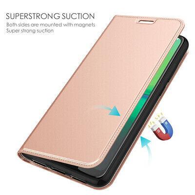AU14.50 • Buy HM Sony Xperia XA1 XA2 Ultra Case Cover PU Leather Magnetic Flip Card Slot