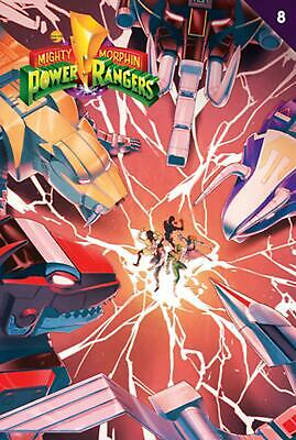 £23.96 • Buy Mighty Morphin Power Rangers #8 By Kyle Higgins (English) Library Binding Book F