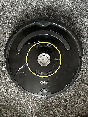 IRobot Roomba 650 Robot Vacuum Cleaner Hoover. For Parts Faulty Not Working • 50£