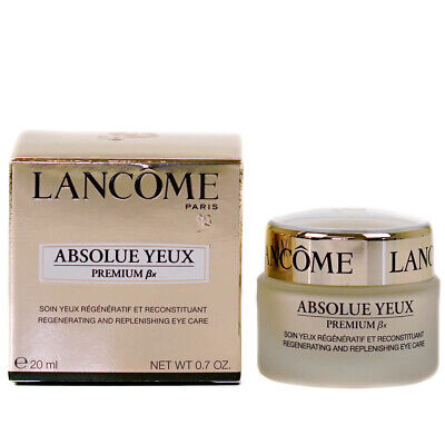 Lancome Absolue Eye Cream Yeux Premium Bx Regenerating & Replenishing 20ml • 83.99£