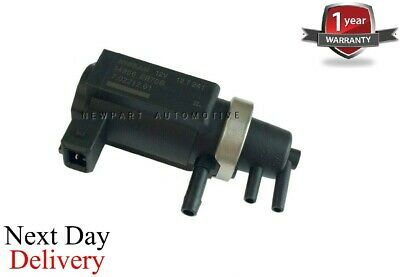 AU85.30 • Buy TURBO BOOST PRESSURE CONVERTER SOLENOID VALVE For CABSTAR NAVARA NP300 2.5 DCi