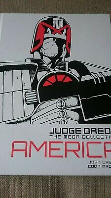 Judge Dredd The Megacollection: 01 America By  • 8£