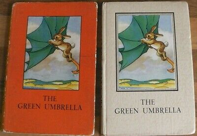 Ladybird Book,The Green Umbrella,Dust Jacket,Series 401,1st Edition • 44.99£