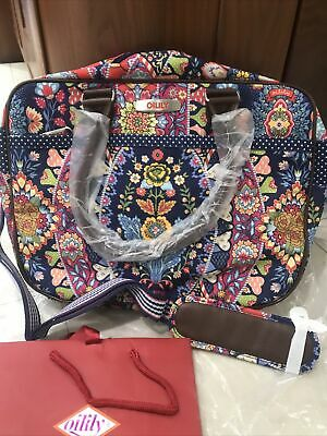 £79.95 • Buy New Oilily Beautiful Rare Office Laptop Bag And More  Bnwt Stunning