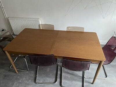 IKEA Extendable Stockholm Collection Dining Table 2007 Seats 6/8 • 150£