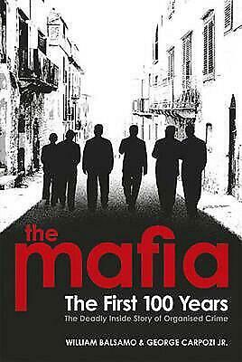 The Mafia: The First 100 Years By George Carpozi Paperback Book Free Shipping! • 11.47£