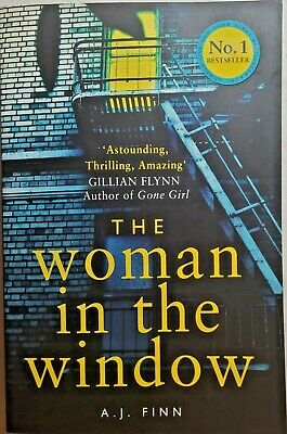 AU17.95 • Buy The Woman In The Window, By A. J. Finn,   VG~LG~P/B    FAST~N~FREE~TRACKED~POST