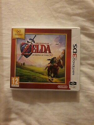 AU34.11 • Buy The Legend Of Zelda: Ocarina Of Time 3D - Nintendo 3DS - Complete With Inserts