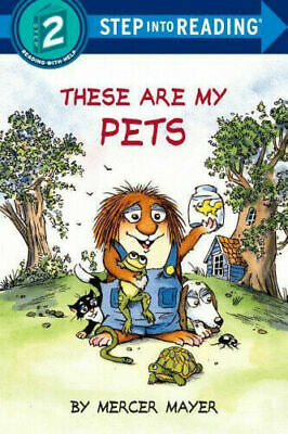 £13.74 • Buy These Are My Pets (Step Into Reading)