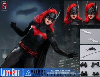 $180.49 • Buy 1:6 SWTOYS  FS041 Lady Bat 12'' Action Figure With Handtypes Model Doll