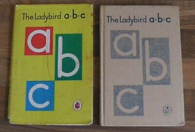 Ladybird Book,The Ladybird ABC,Early Learning,UN-Clipped D/J,Series 622 • 24.99£