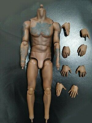 $95.99 • Buy CUSTOM 1/6 Scale NBA Original LeBron James Nude Body With 10 PCS Hands@ENTERBAY
