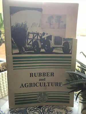 AU35.61 • Buy Tractor Crawler 1934 Rubber Tyres And Track Book Ftrs RARE Fordson & Roadless