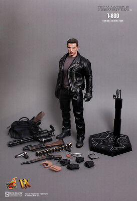 $ CDN510 • Buy Hot Toys Dx10 Dx 10 Terminator 2 T-800 1/6 Action Figure - Used, Excellent Cond