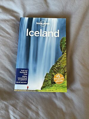 Lonely Planet Iceland Incl Map Of Reykjavik  • 3£