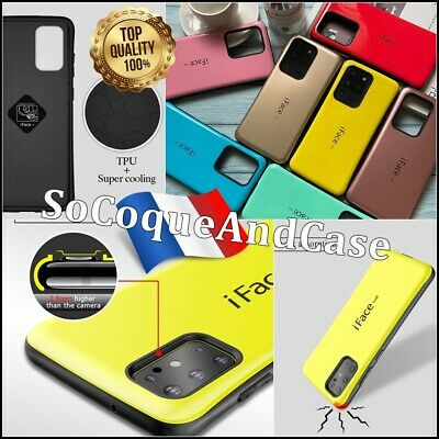 Case Cover Shockproof IFace Mall Shell Samsung Galaxy S20, S20 S20 Ultra • 4.44£